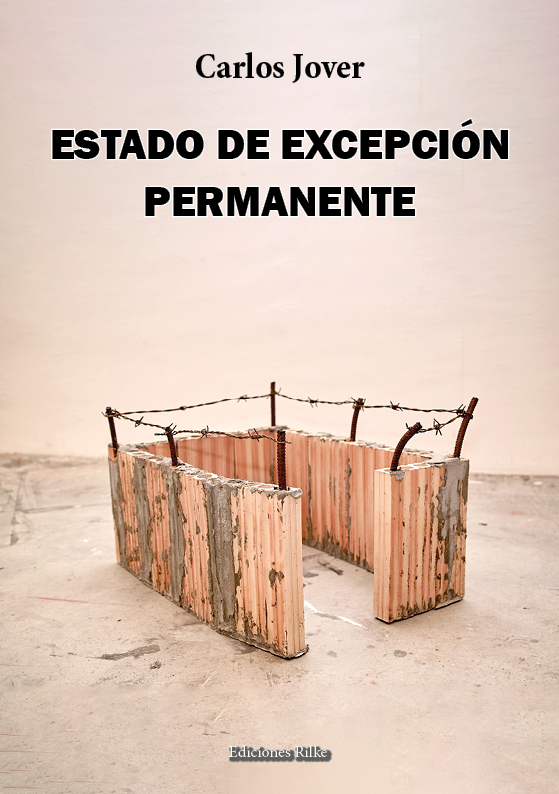 Poesía del libro ESTADO DE EXCEPCIÓN PERMANENTE
