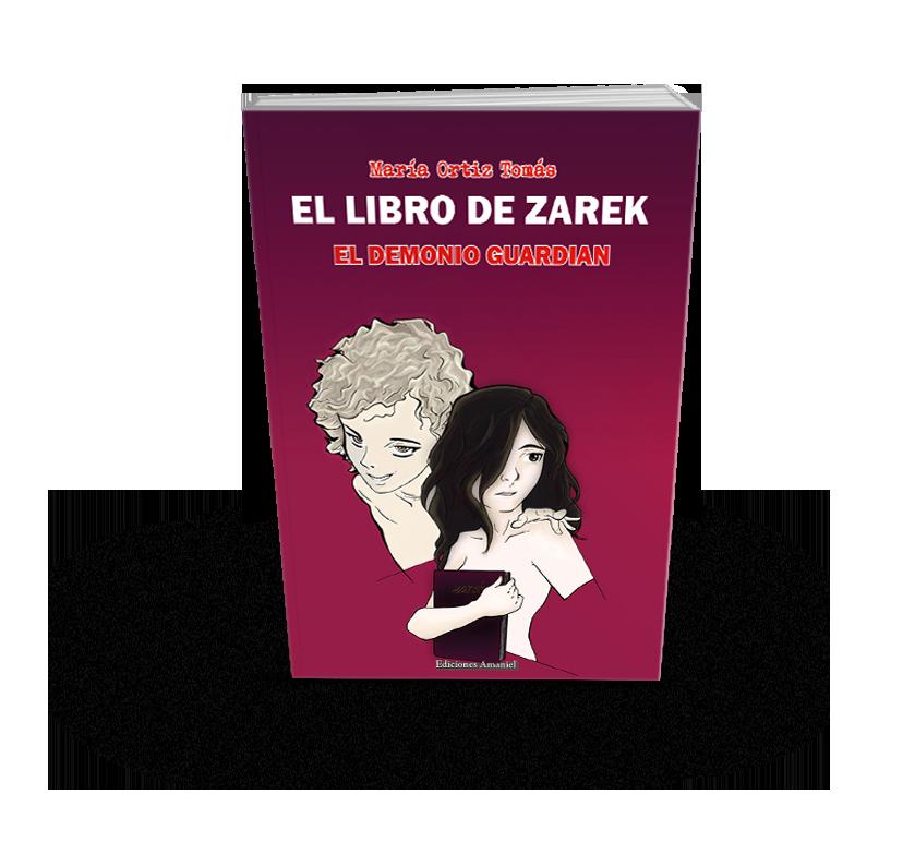 Fragmentos del libro EL DEMONIO GUARDIAN de María Ortiz Tomás