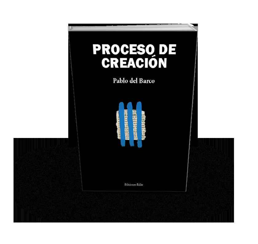Poesía del libro PROCESO DE CREACIÓN