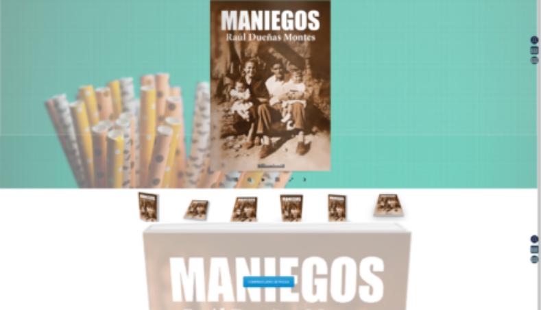 MANIEGOS - Raul Dueñas Montes